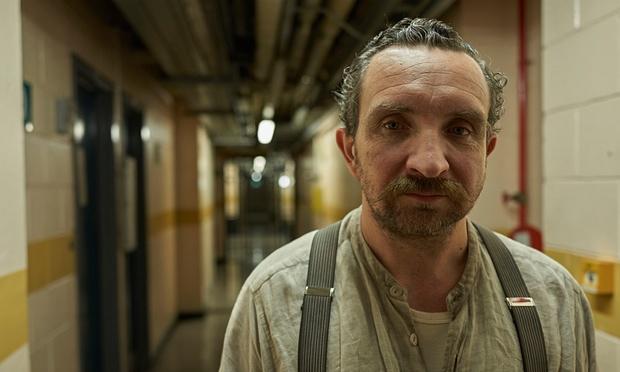 "Eddie Marsen as real-life poisoner Thomas Cream, one of River's ""manifests"""