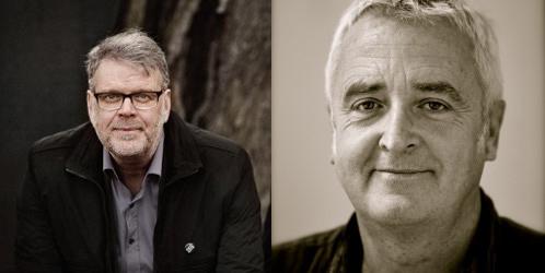 Hans Rosenfeldt and Ed Thomas