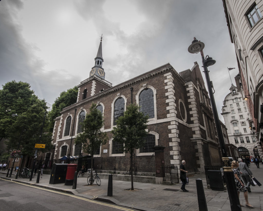 St James', Piccadilly